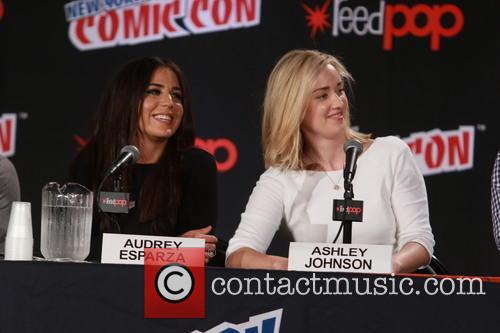Audrey Esparza and Ashey Johnson 1
