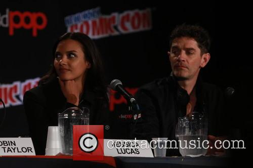 Jessica Lucas and James Frain 2