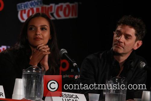 Jessica Lucas and James Frain 4