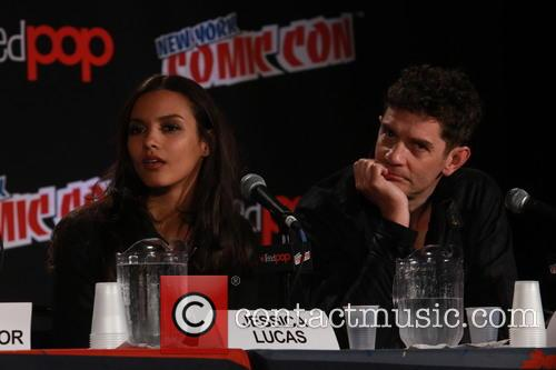 Jessica Lucas and James Frain 1