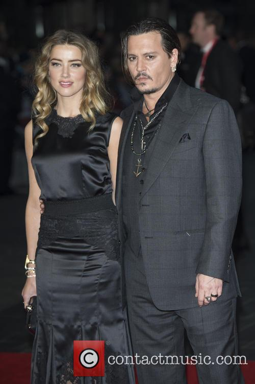 Amber Heard and Johnny Depp 4