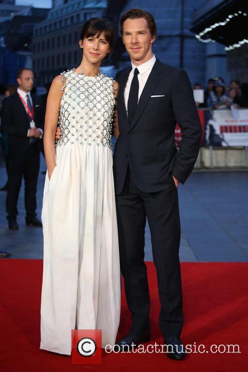 Sophie Hunter and Benedict Cumberbatch 11