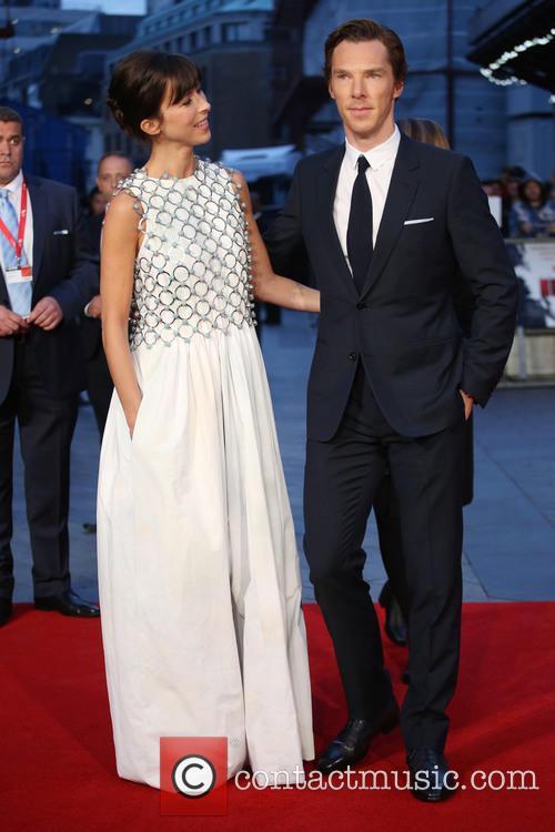 Sophie Hunter and Benedict Cumberbatch 2