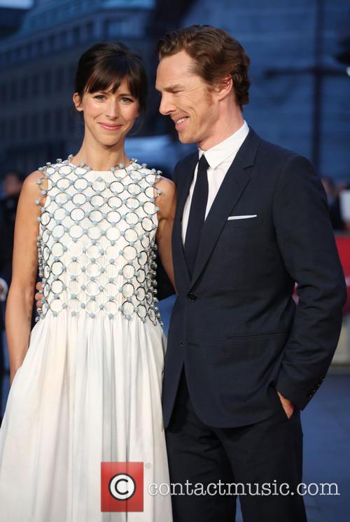 Sophie Hunter and Benedict Cumberbatch 3