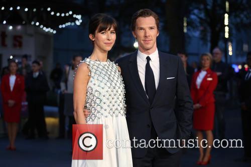 Sophie Hunter and Benedict Cumberbatch 4