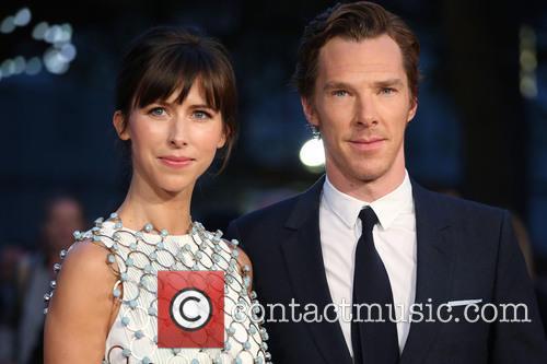 Sophie Hunter and Benedict Cumberbatch 6