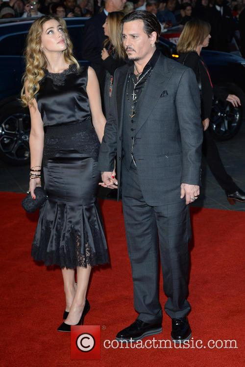 Johnny Depp and Amber Heard 4