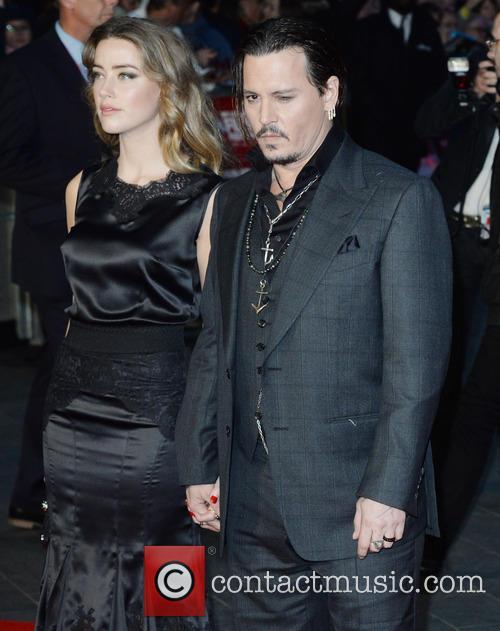 Johnny Depp and Amber Heard 5