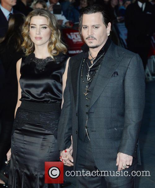 Johnny Depp and Amber Heard 7