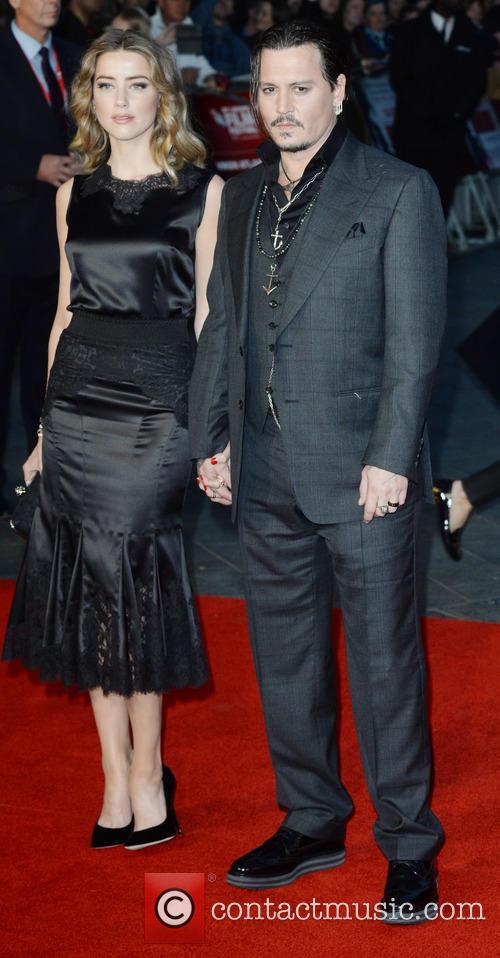 Johnny Depp and Amber Heard 8
