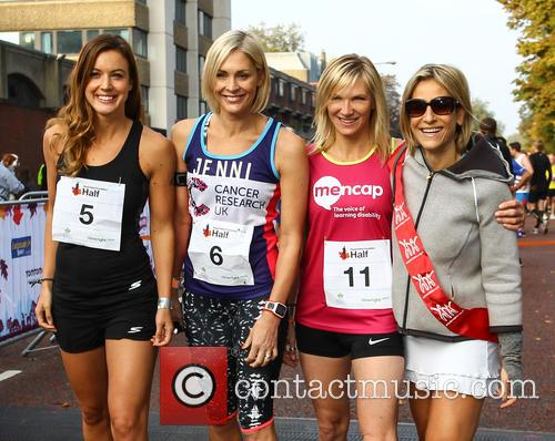 Charlie Webster, Jenni Falconer, Jo Whiley and Emily Maitlis 3
