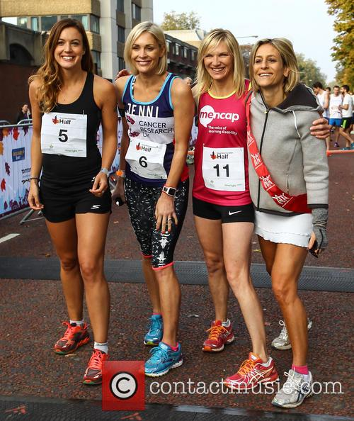 Charlie Webster, Jenni Falconer, Jo Whiley and Emily Maitlis 4