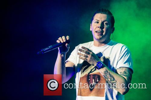 Professor Green and Stephen Manderson 8