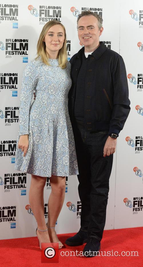 Saoirse Ronan and John Crowley 1