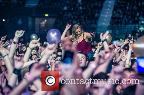'Matt and Kim' in concert