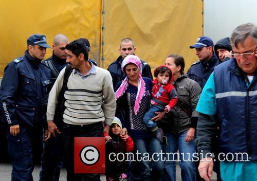 Bulgaria Syrian Refugees 6