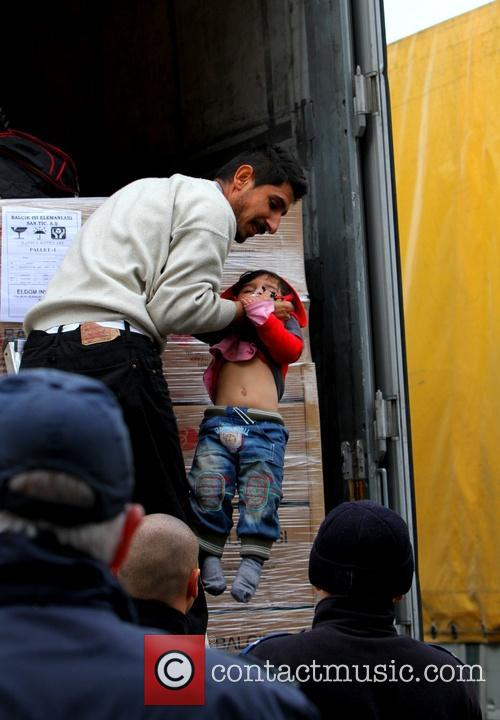 Bulgaria Syrian Refugees 9