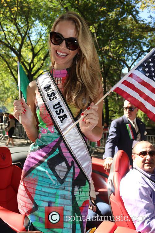 Miss Usa Olivia Culpo 1