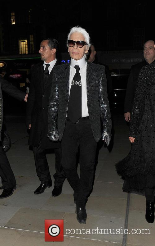 Chanel and Karl Largerfeld 1