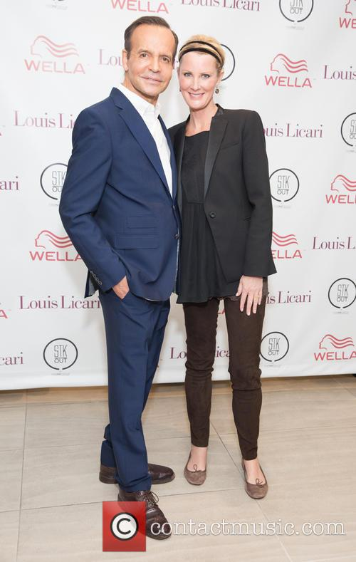 Louis Licari and Sandra Lee 2