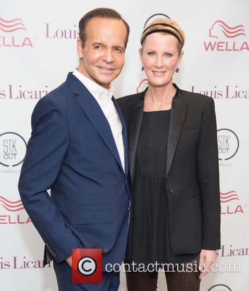 Louis Licari and Sandra Lee 1