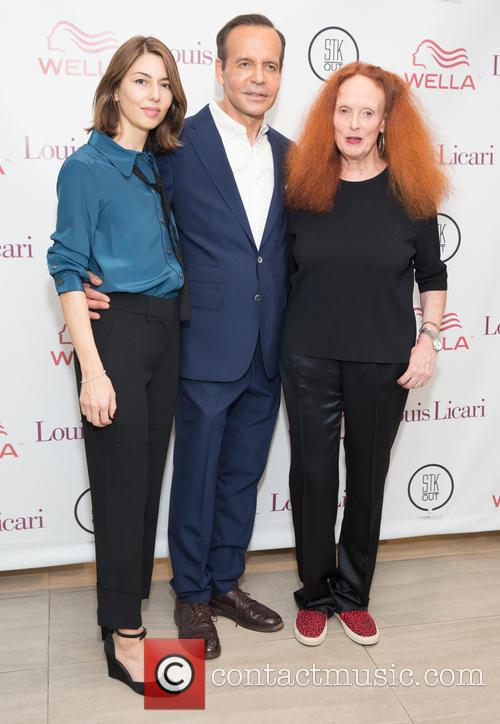 Sofia Coppola, Louis Licari and Grace Coddington 1