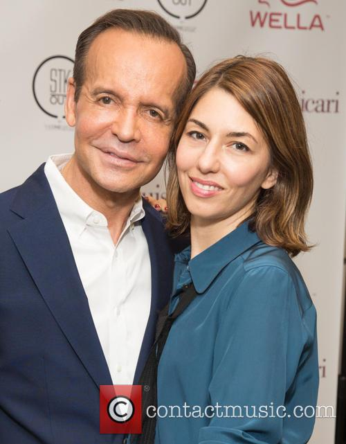Louis Licari and Sofia Coppola 1