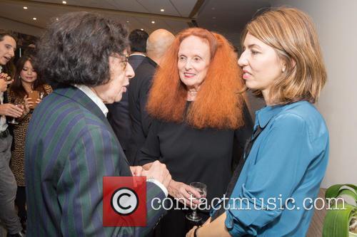 Fran Leibowitz, Grace Coddington and Sofia Coppola 2