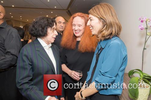 Fran Leibowitz, Grace Coddington and Sofia Coppola 3