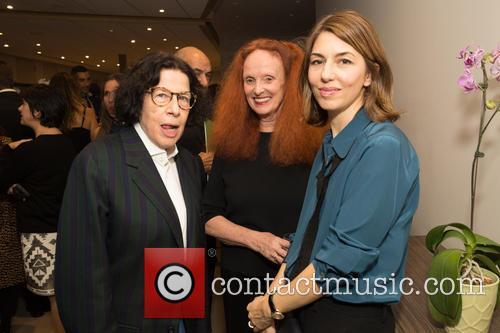 Fran Leibowitz, Grace Coddington and Sofia Coppola 1
