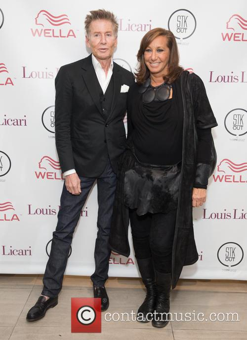 Calvin Klein and Donna Karan 2