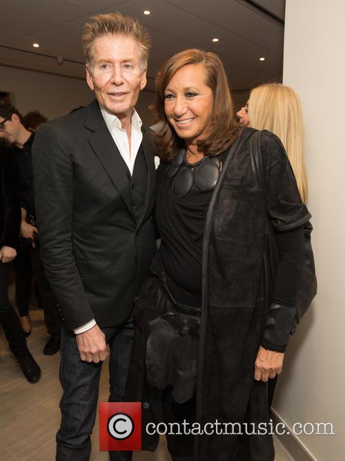 Calvin Klein and Donna Karan 1