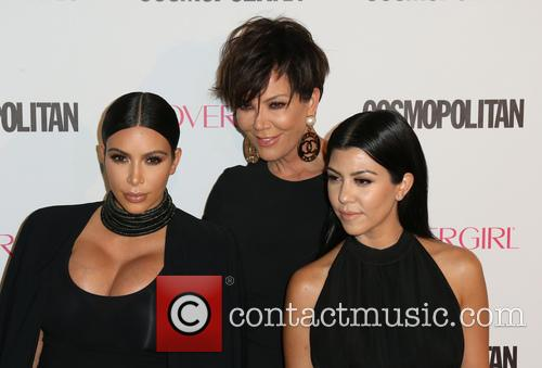 Kim Kardashian, Kris Jenner and Kourtney Kardashian 4