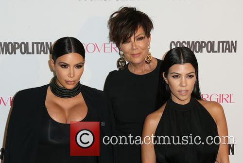 Kim Kardashian, Kris Jenner and Kourtney Kardashian 5