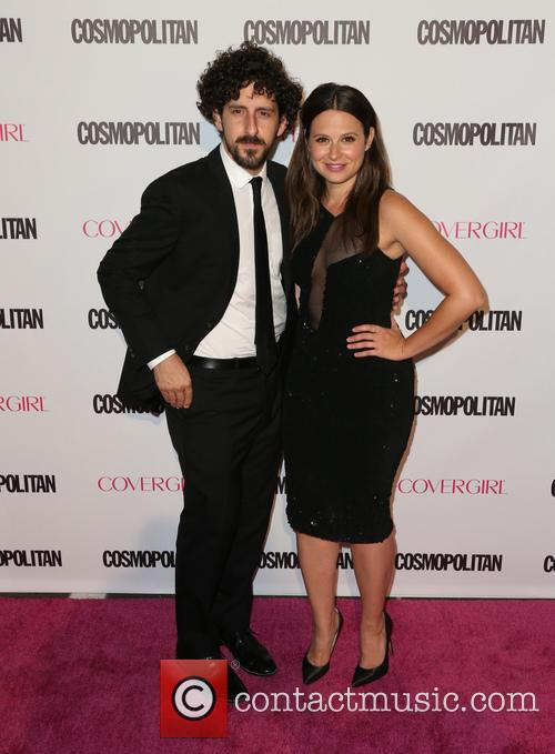 Adam Shapiro and Katie Lowes 2