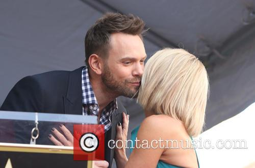Joel Mchale and Kelly Ripa 2