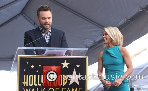 Joel Mchale and Kelly Ripa 5