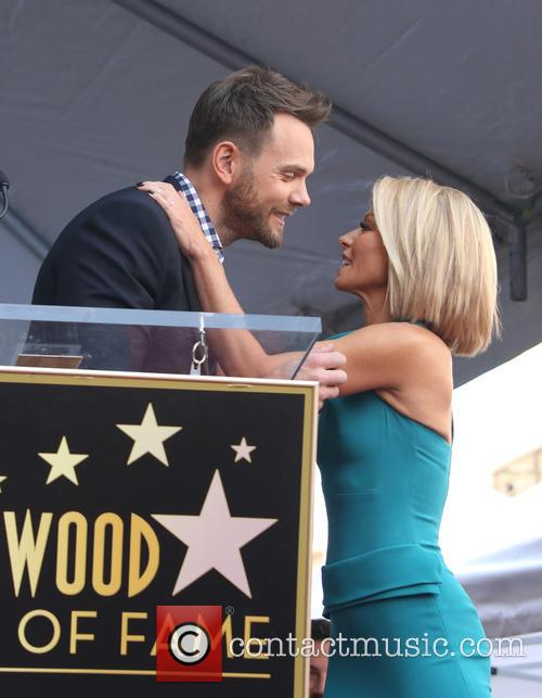 Joel Mchale and Kelly Ripa 6