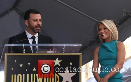 Jimmy Kimmel and Kelly Ripa 3