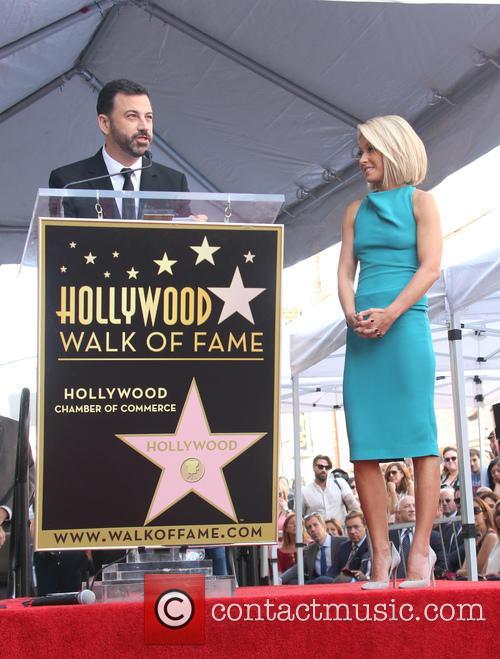 Jimmy Kimmel and Kelly Ripa 4