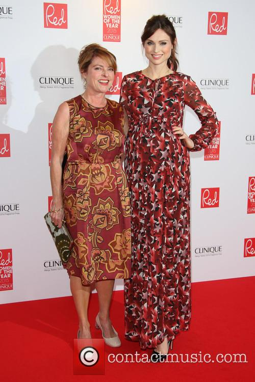 Janet Ellis and Sophie Ellis-bextor 2