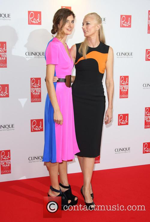 Daisy Bevan and Joely Richardson 3