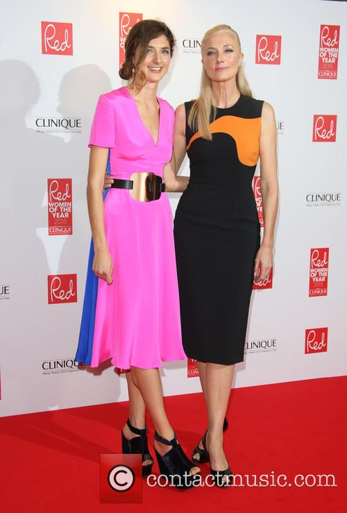 Daisy Bevan and Joely Richardson 1