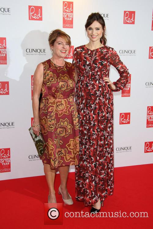 Janet Ellis and Sophie Ellis-bextor 1