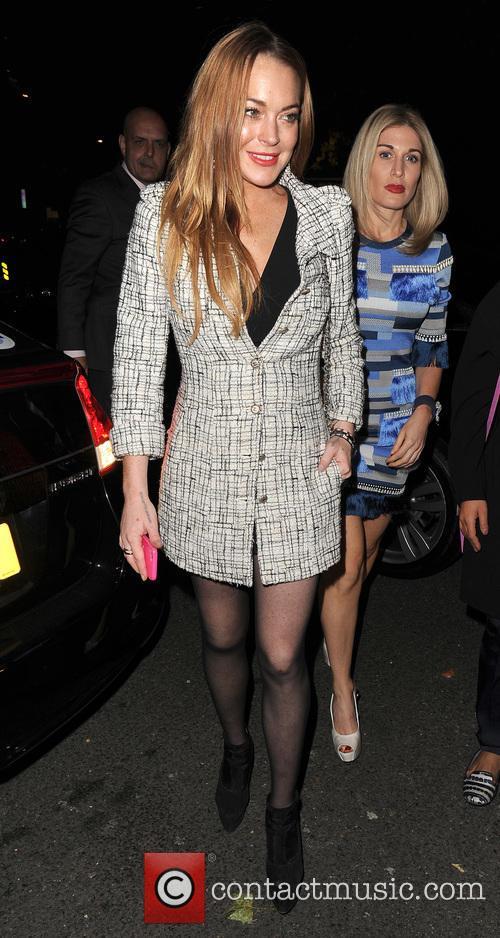 Lindsay Lohan 2