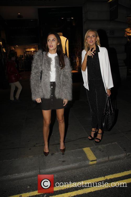 Stephanie Pratt and Lucy Watson 3