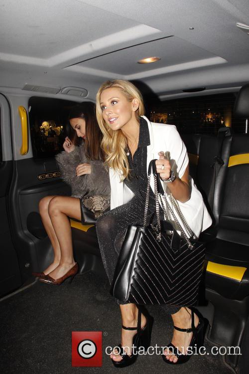 Stephanie Pratt and Lucy Watson 5