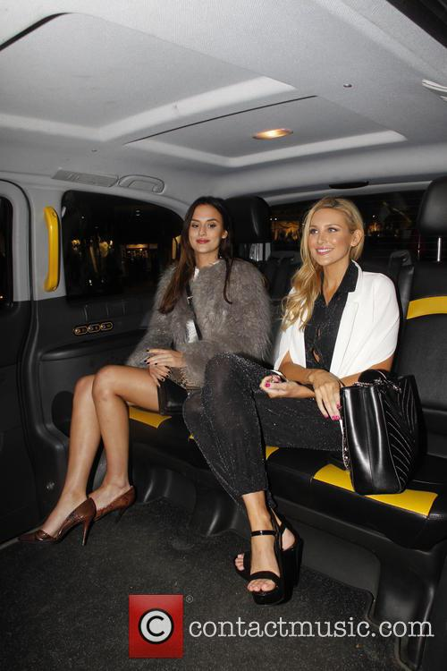 Stephanie Pratt and Lucy Watson 7