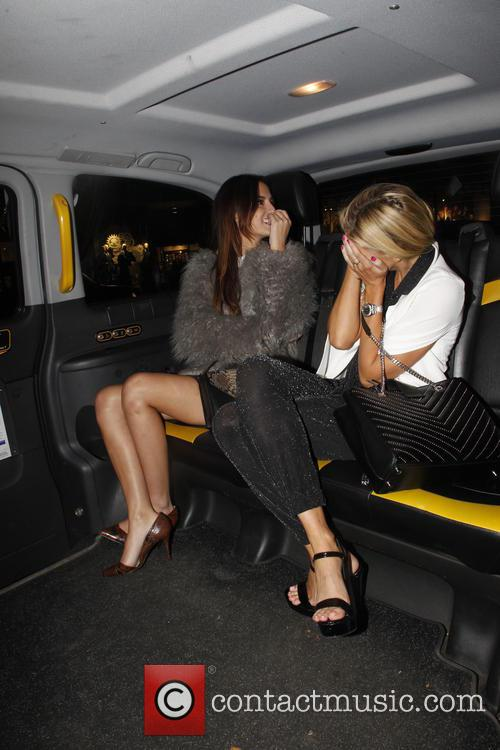 Stephanie Pratt and Lucy Watson 9