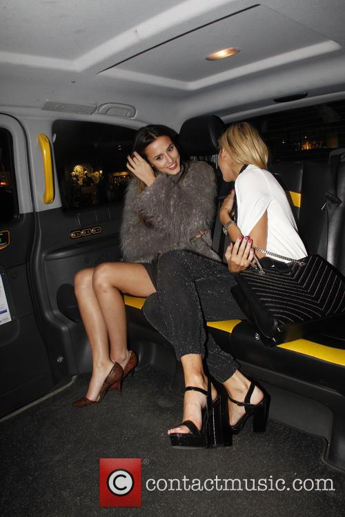 Stephanie Pratt and Lucy Watson 10